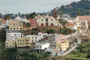 Pensioni alle Canarie Santa Brigida